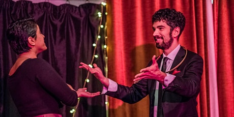Magic trick show with charming Chilean magician Thomas tickets