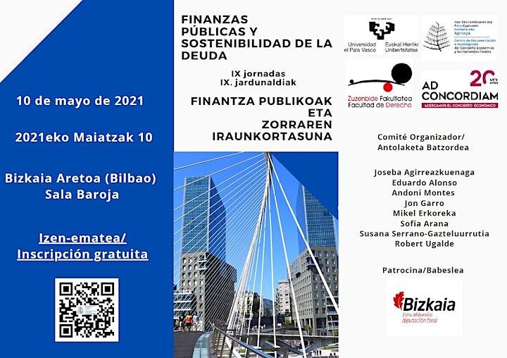 Imagen de IX Jornadas Ituna - Finanzas Públicas y Sostenibilidad de la Deuda