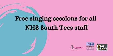Singing With Heroes Project			  Choir for all South Tees NHS staff tickets