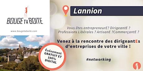 Venez découvrir le réseau business 100% féminin à Lannion billets