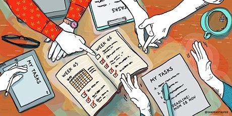 Entrepreneur's accountability group: Accountability for action tickets