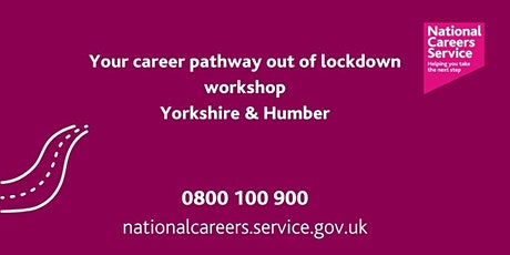 New Directions: Your Career Path Out Of Lockdown- Leeds, York & North Yorks tickets