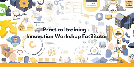 Practical Training - Innovation Workshop Facilitator tickets
