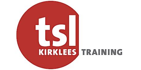 GDPR – The Basics; Training for third sector organisations in Kirklees tickets