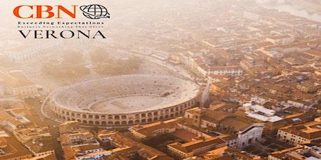 CBN Verona - workshop per le PMI ed i professionisti biglietti
