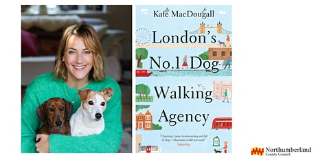 Kate MacDougall - London's No. 1 Dog Walking Agency - Virtual Author Talk tickets