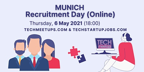 Munich Recruitment Day (Online) tickets