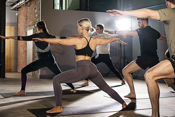 Yoga by RESET at Hatch image