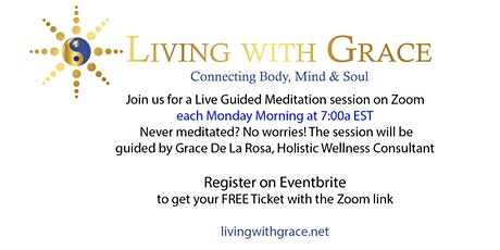 Monday Morning Meditation tickets