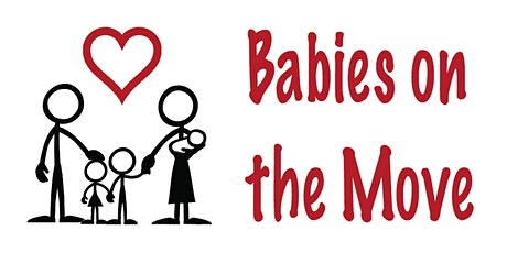 Babies on the Move - Summer Term tickets