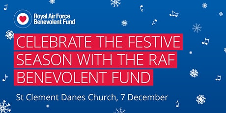 RAF Benevolent Fund Carol Concert tickets