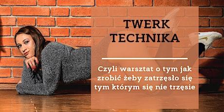 Twerk Technika tickets