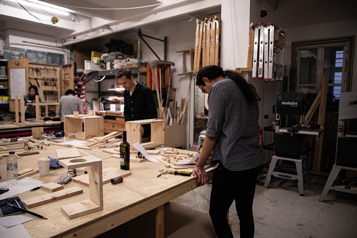 Working with Wood - An Intermediates' Workshop (*see requirements) image