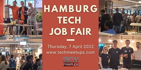Hamburg Tech Job Fair billets