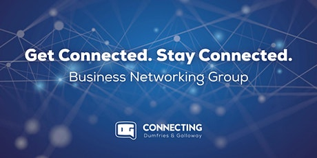 Connecting DG Networking Event - May tickets