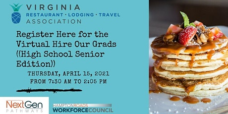 Virtual Hire Our Grads (High School Senior Edition) *Employer Registration* tickets