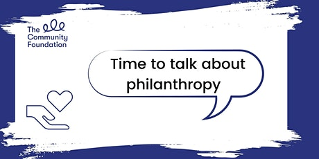 Time to talk about philanthropy tickets
