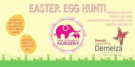Pink Elephants Easter Hunt tickets