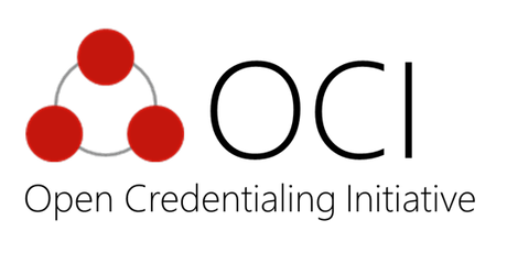 Open Credentialing Initiative - For Starters billets