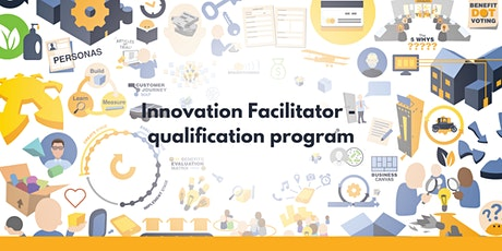 Innovation Facilitator - qualification program tickets