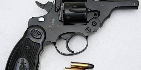 Adult Creative Writing Workshop: Chekhov's gun tickets