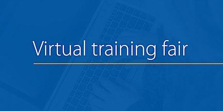 Virtual Training Resource Fair tickets