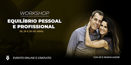 [JUIZ DE FORA/MG] Workshop Online Equilíbrio Pessoal e Profissional bilhetes