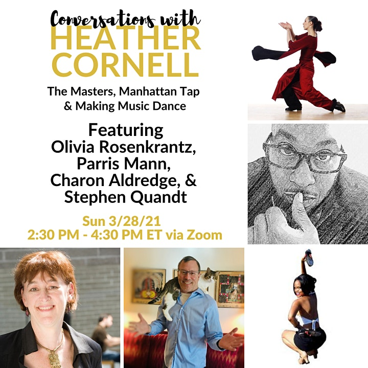 Conversations with Heather Cornell: The Masters, Manhattan Tap & More image