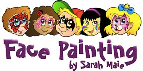 FREE Face Painting with Sarah Maie tickets