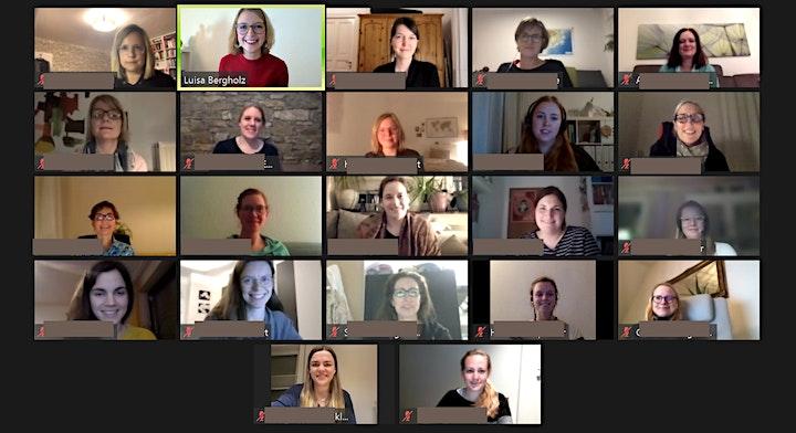 INSPIRED WOMEN MEETUP am 15.04.2021: Bild