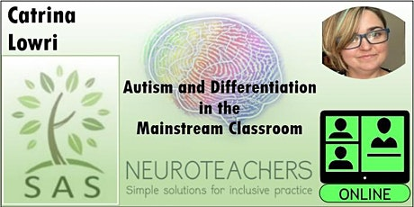 Autism and Differentiation in the Mainstream Classroom tickets