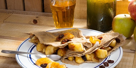 Ciders, Crepes and VIP Shopping tickets