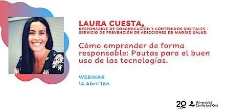 Laura Cuesta - Grado en emprendimiento UCJC entradas