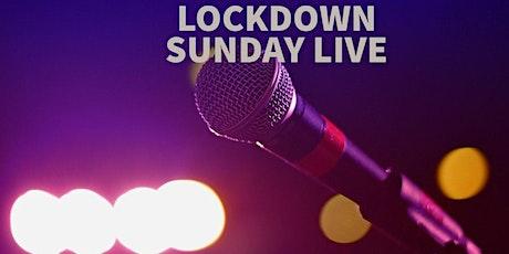 Lockdown Sunday Live On  Tour tickets