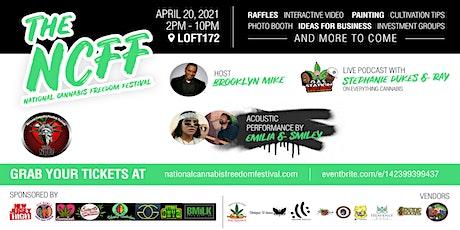 National Cannabis Freedom Festival tickets