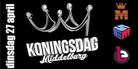Online Koningsdag Middelburg 2021 tickets