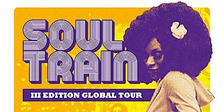 SOUL TRAIN GLOBAL EDITION TOUR entradas