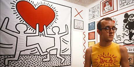 """""""The Public Has a Right to Art:"""" Keith Haring's Art & Activism tickets"""