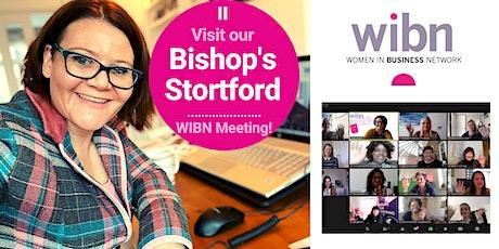 Women in Business Networking - Bishop's Stortford tickets