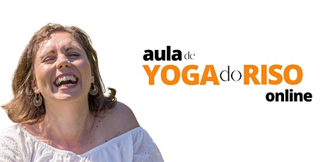 Aula de Yoga do Riso entradas