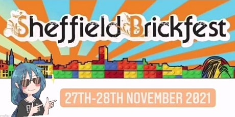 Sheffield Brickfest 2021 tickets