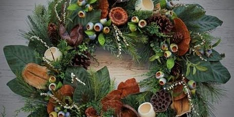 Natural Wreath Making tickets
