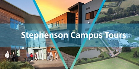 Stephenson Campus Tours tickets