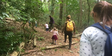 Forest School Parent & Child session @ The Hub, Bodiam tickets