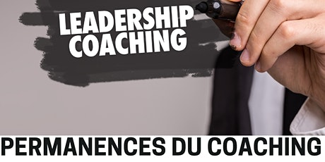 Permanences du coaching billets