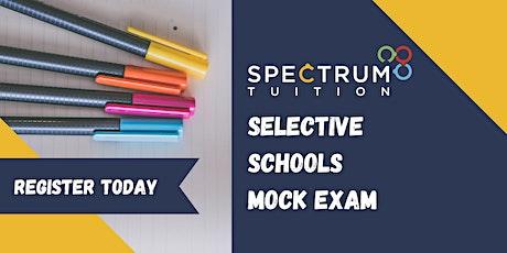 Spectrum Tuition | The Selective Schools Mock Exam 2021 (Footscray) tickets