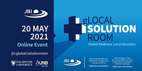 Visitation Policies During COVID-19: A JBI gLOCAL Solution Room Event tickets