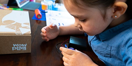Niños y niñas en STEAM(Ciencia, Tecnología, Ingeniería, Arte y Matemáticas) entradas