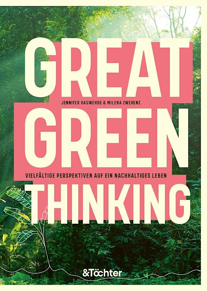 Lesung - Great Green Thinking mit Jennifer Hauwehde und Ciani-Sophia Hoeder: Bild
