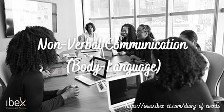 An Introduction to Non-Verbal Communications (Body Language) tickets
